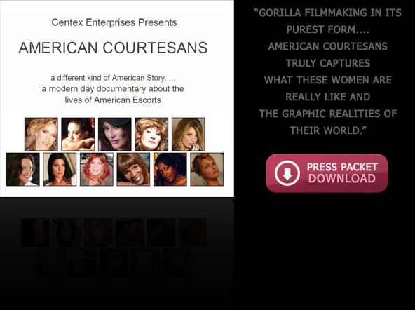 Press Packet - American Courtesans a Feature Documentary